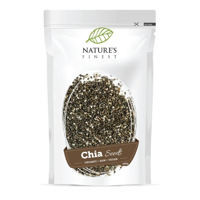 Nature's Finest Chia seemned 250g
