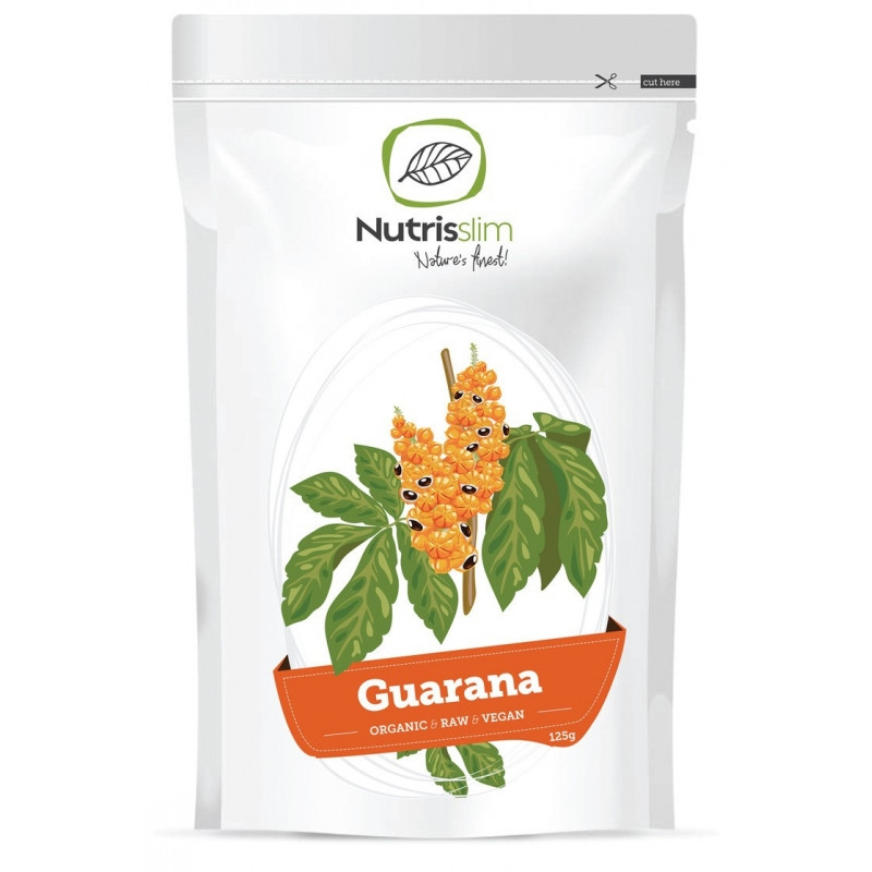 Nature's Finest Guaraana pulber 125g