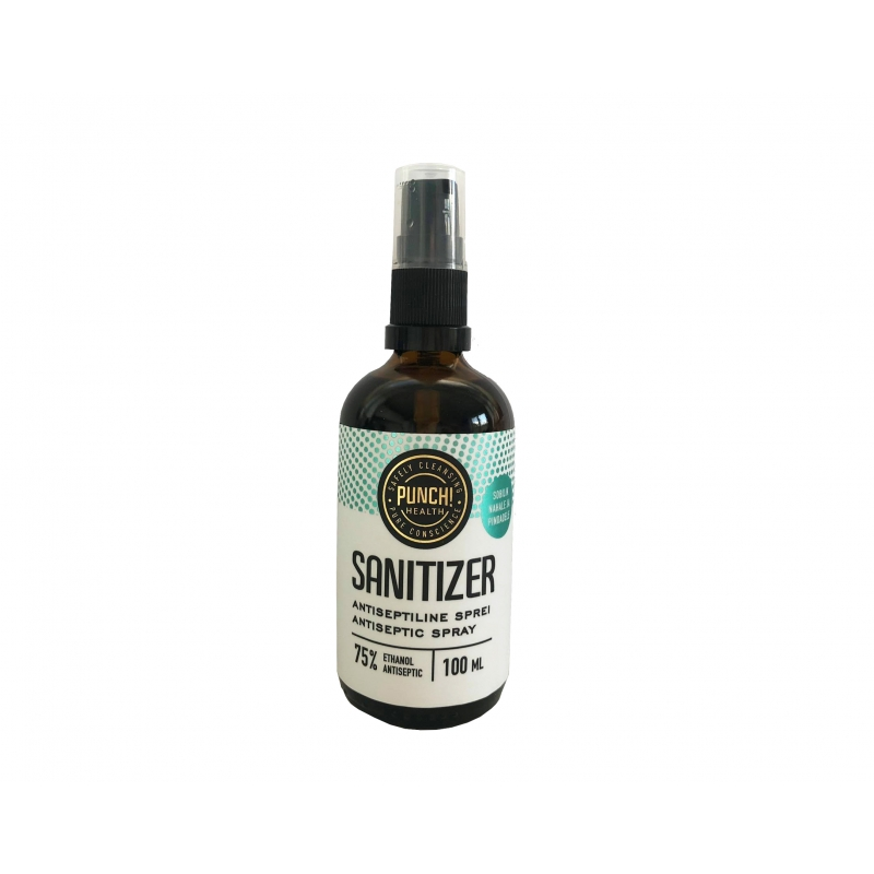 Punch Sanitizer antiseptiline sprei 100ml