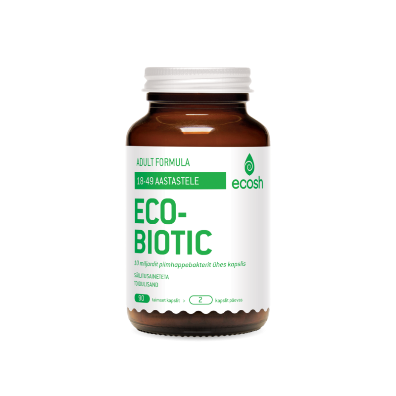 Ecosh Ecobiotic Adult Formula 90tk 45g