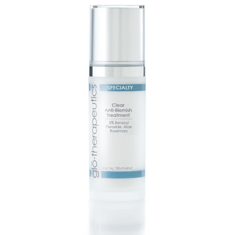 GloTherapeutics Clear Anti-Blemish Treatment-Hooldusvahend aknesele nahale 60ml