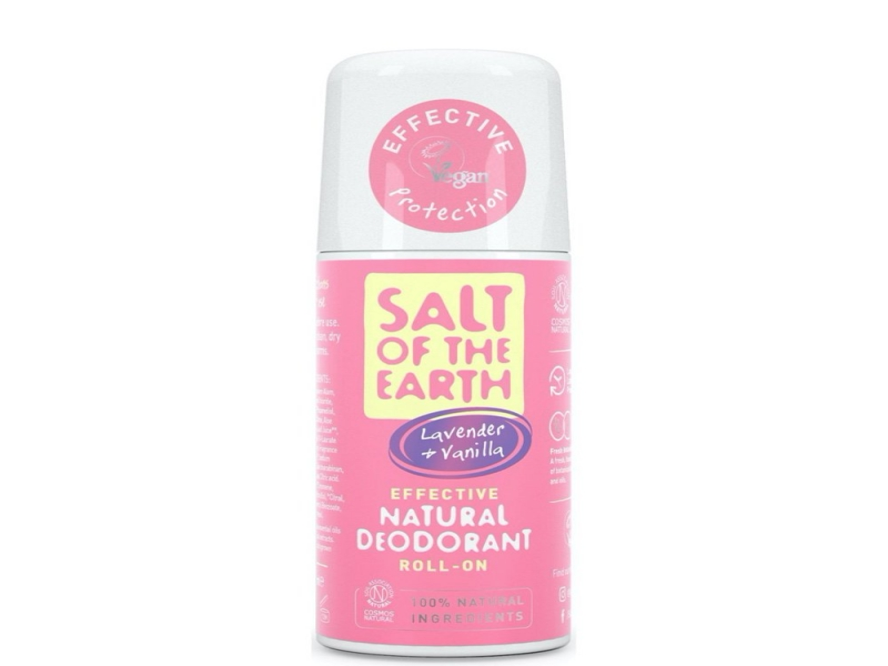 Salt of the Earth roll-on deodorant lavendli ja vaniljega 75ml
