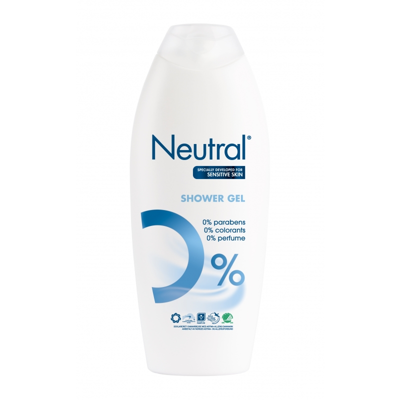 Neutral dušigeel 750ml