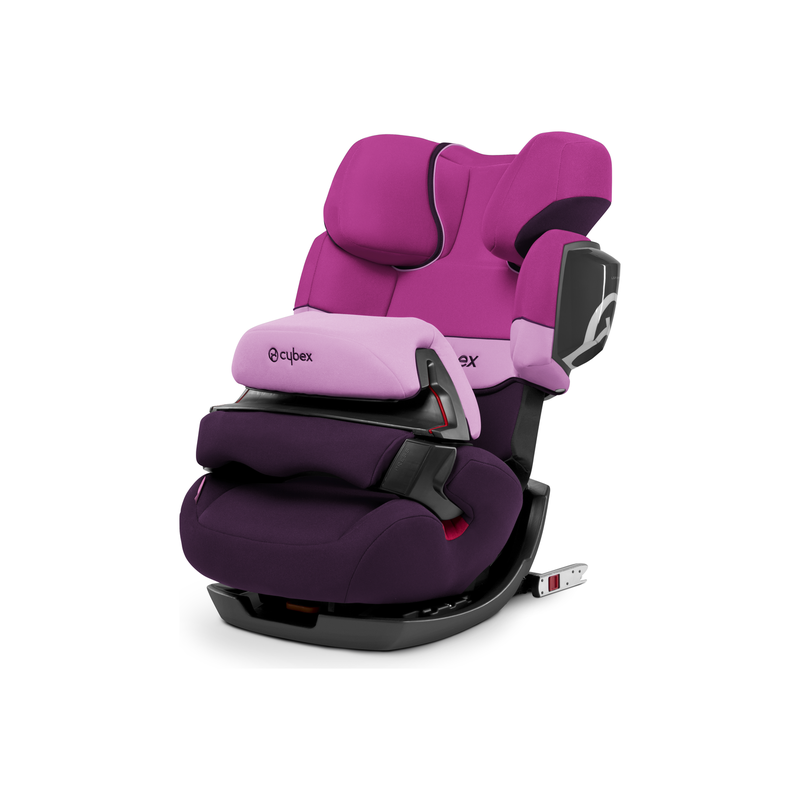 Cybex Pallas 2-Fix turvatool (9-36kg) Purple Rain