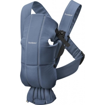 Baby Carrier Mini - Vintage indigo Cotton.jpg