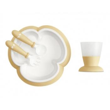 Baby Feeding Set - Powder Yellow.JPG