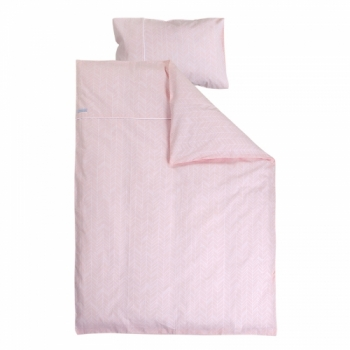 0531 cot duvet cover - peach leaves.jpg
