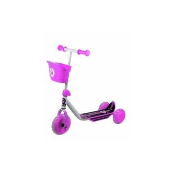 Stiga tõukekas 3-rattaline roosa