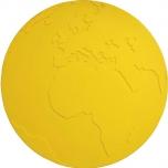 KG Design lauamatt Atlas, kollane