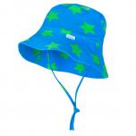 Breden müts Soren sinine-roheline täht 50/52