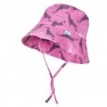 Breden müts Soren roosa kaelkirjak 50/52