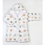 Troll hommikumantel Star 98-104cm