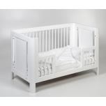 Troll Sun võrevoodi-muudetava voodi lisakülg 70x140cm valge või kask
