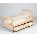 Troll Monica lastevoodi voodisahtliga 70x140cm kask või antiik