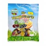 Ökovital vegan südame kummikommid, 100g