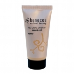 Benecos jumestuskreem toon 2, Honey, 30ml