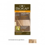 Biokap Nutricolor 10.0 / kuldne ekstrahele blond / püsivärv, 140ml