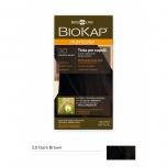 Biokap Nutricolor 3.0 / tumepruun / püsivärv, 140ml