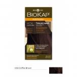 Biokap Nutricolor 4.06 / kohvipruun / püsivärv, 140ml