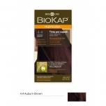 Biokap Nutricolor 4.4 / punakaspruun / püsivärv, 140ml