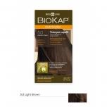 Biokap Nutricolor 5.0 / helepruun / püsivärv, 140ml