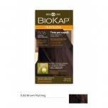 Biokap Nutricolor 5.06 / muskaatpähkel / püsivärv, 140ml
