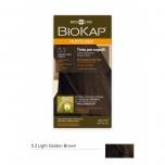 Biokap Nutricolor 5.3 / hele kuldpruun / püsivärv, 140ml