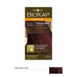 Biokap Nutricolor 6.66/ rubiinpunane / püsivärv, 140ml
