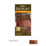 Biokap Nutricolor 7.4 / punakasblond / püsivärv, 140ml