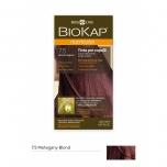 Biokap Nutricolor 7.5 / mahagonblond / püsivärv, 140ml