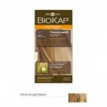 Biokap Nutricolor 9.0 / ekstrahele blond / püsivärv, 140ml