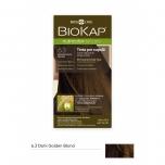 Biokap Nutricolor Delicato 6.3 / tume kuldblond / püsivärv, 140ml