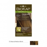 Biokap Nutricolor Delicato 7.0 / naturaalne keskmine blond / püsivärv, 140ml