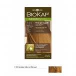 Biokap Nutricolor Delicato 7.33 / kuldne nisublond / püsivärv, 140ml