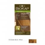 Biokap Nutricolor Delicato+ 7.33 / kuldne nisublond / püsivärv, 140ml