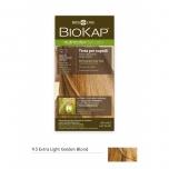 Biokap Nutricolor Delicato 9.3 / ekstrahele kuldblond / püsivärv, 140ml