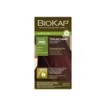 Biokap Nutricolor Delicato Rapid 6.66 / rubiinpunane / püsivärv, 135ml
