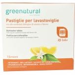 Greenatural nõudepesumasina tabletid 25tk