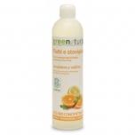 Greenatural nõudepesuvahend apelsin-teepuu 500ml