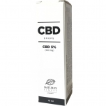 Nature's Finest CBD 5% tilgad 10ml