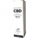 Nature's Finest CBD 5% tilgad 10ml