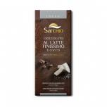 Sarchio gluteenivaba piimašokolaad kookosega 80g