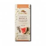 Sarchio gluteenivaba valge šokolaad greibi ja mooniseemnetega 80g