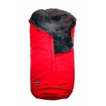 Bozz lambavillast soojakott pika karvaga punane