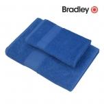 Bradley froteerätik 100x150cm sinine