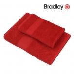 Bradley froteerätik 100x150cm punane