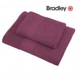 Bradley froteerätik 50x70cm pastell bordoo