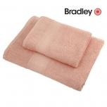 Bradley froteerätik 70x140cm pastellroosa