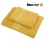 Bradley froteerätik 70x140cm piimakollane