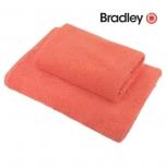 Bradley froteerätik 70x140cm virsik